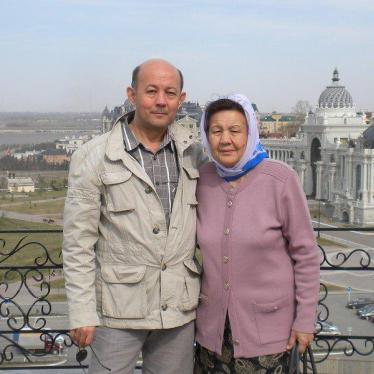 Turkmenistan: Attack on Activist's Mother