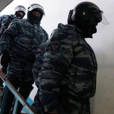Крым: Преследования крымских татар усиливаются