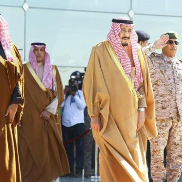 Saudi Arabia: New Counterterrorism Law Enables Abuse