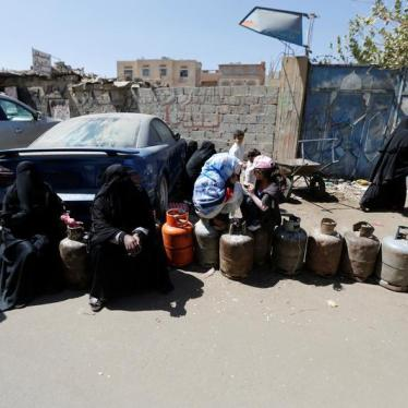 Saudi Claims to Ease Yemen Blockade a Cruel Fiction