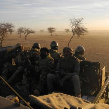 West Africa: G5 Sahel Force Should Prioritize Rights