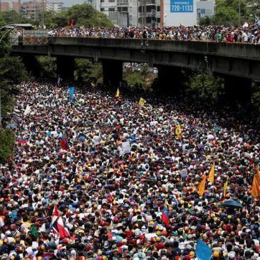 Venezuela's Slide into Dictatorship