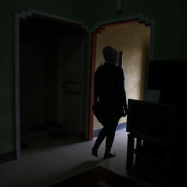 Indonesian Police Arrest Transgender Women