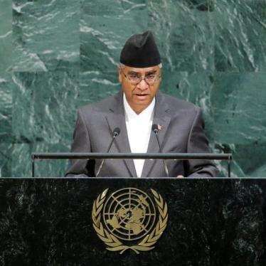 Nepal: Publish Commission Report on Terai Violence