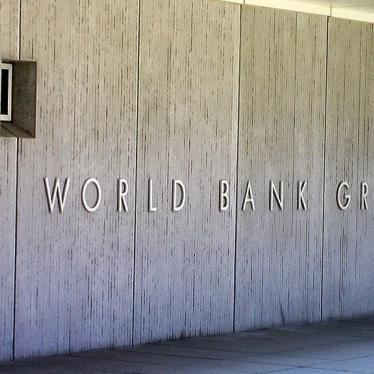 World Bank: Missed Opportunity to Protect Communities