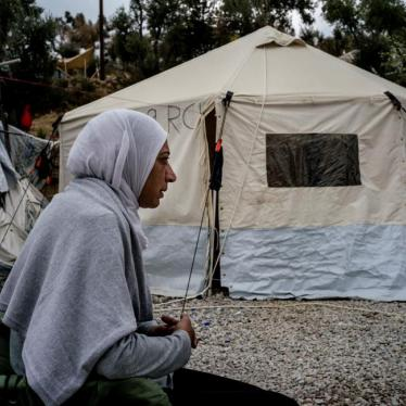Greece: Dire Risks for Women Asylum Seekers
