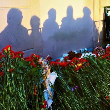 Россия: Угрозы и заявления о пытках в деле о теракте в петербургском метро