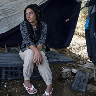 The Stories of Asylum Seekers Trapped in Greece