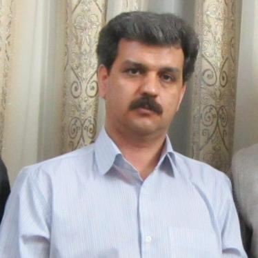 Iran: Free Ailing Labor Activist