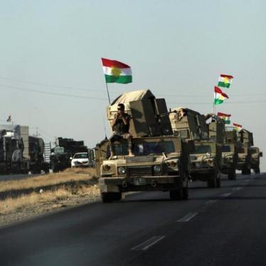 """إقليم كردستان العراق: """"إخفاء"""" 350 سجين"""