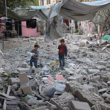 Syria: Need to Address Disappearances, Wrongful Detentions, Disregard for Civilian Lives