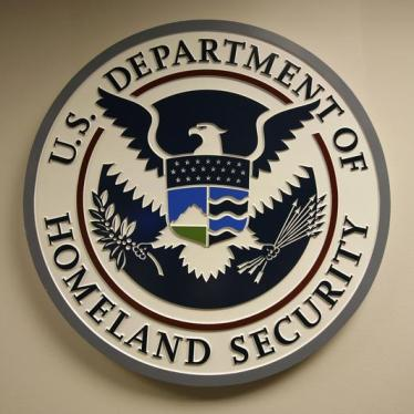 US Homeland Security Department Needs Accountability