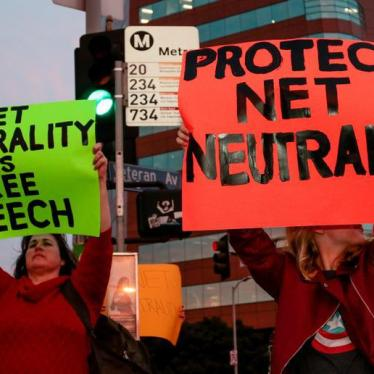 Protect Open Internet in the US