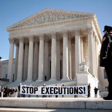 Alabama Plans to Execute Terminally Ill Man