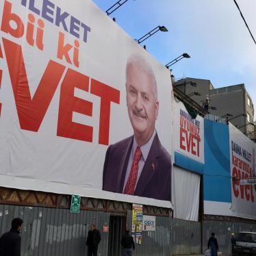Turkey Yes Vote Gives Enormous Power to President