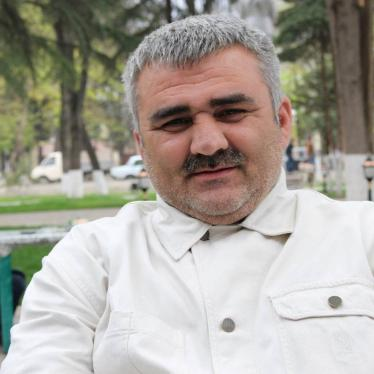 Azerbaijan Should Free Abducted Journalist