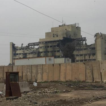 Iraq: In Mosul Battle, ISIS Used Hospital Base