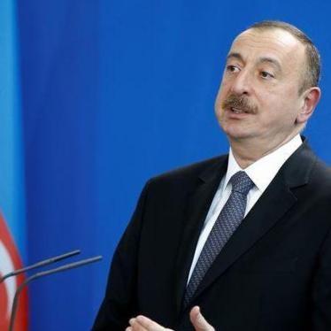 Azerbaïdjan/UE : Bruxelles devrait appeler à un meilleur respect des droits humains