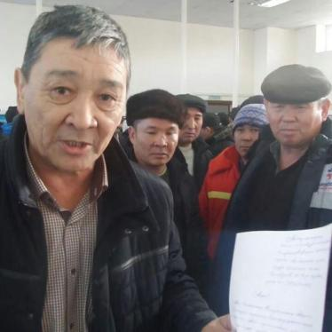 Kazakhstan: 2 Union Leaders Arrested