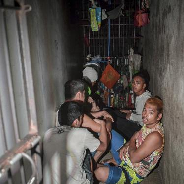 "Philippines: Release and Protect ""Secret Jail"" Detainees"
