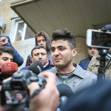 The Price for Journalism in Azerbaijan