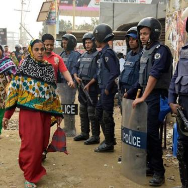 Bangladesh: Stop Persecuting Unions, Garment Workers