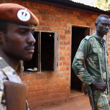 République centrafricaine : Des groupes armés occupent des écoles