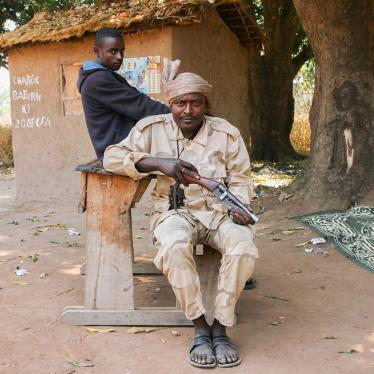 Central African Republic's Lost Generation