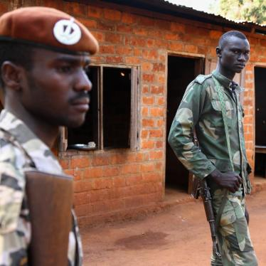 Central African Republic: Armed Groups Using Schools