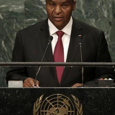 Touadéra One Year On: Justice Needs Urgent Kick Start