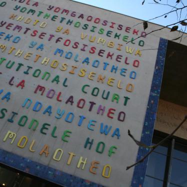 South African Move on Hate Speech a Step Too Far
