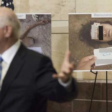 مجلس الشيوخ الأمريكي يسلط الضوء على العدالة في سوريا