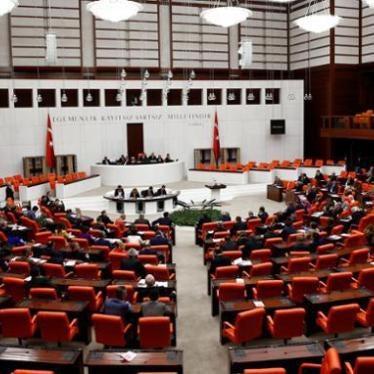 Türkiye: Cumhurbaşkanı Tek Adam İktidarı İstiyor