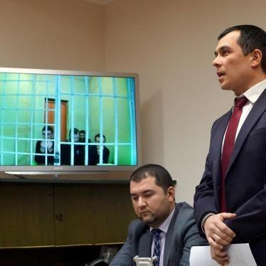 Crimea: Defense Lawyers Harassed