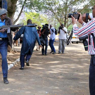 Kenya's Government Should Know Free Press is Crucial for Fair Election