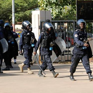Gambia: State of Emergency No License for Repression