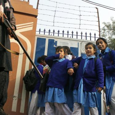 Pakistan's Poor Record Protecting Schools