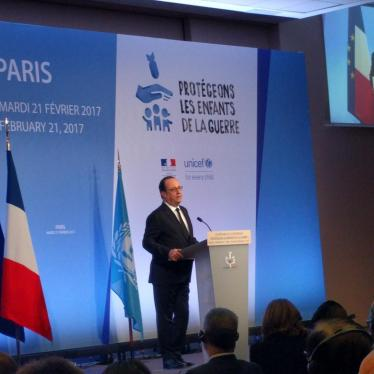 France: Positive Move to Protect Schools