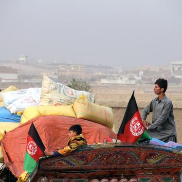 For Afghan Refugees, There's No Going Back