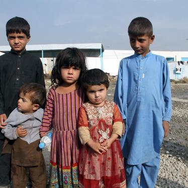 U.N. Refugee Agency Must Break Its Silence on Pakistan