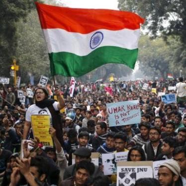 India: UN Review Should Condemn Crackdown on Rights