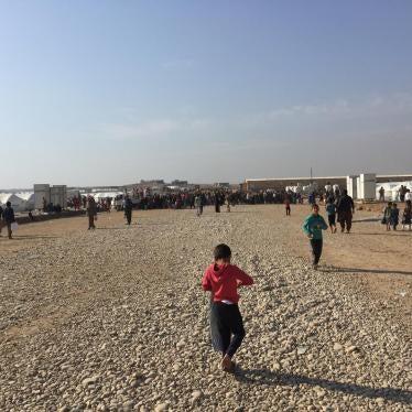 العراق/إقليم كردستان: احتجاز رجال وفتيان فارين من داعش