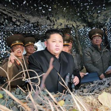 North Korea: Celebrations Hide Human Rights Violations