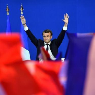 France: En tant que Président, Emmanuel Macron devrait faire des droits une priorité de sa politique