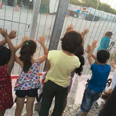 Harassment Is Denying Refugee Children on Nauru an Education