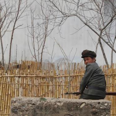 중국:8명의 난민을 북한으로 강제송환하지 말라