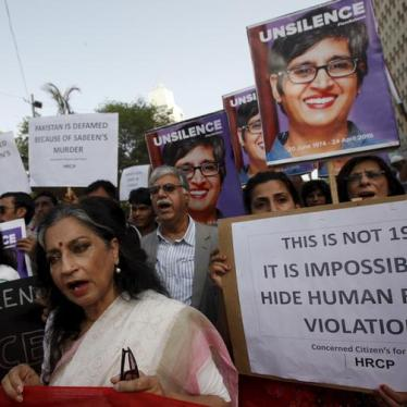 Pakistan: Bloggers Feared Abducted