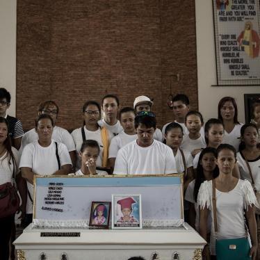 """La policía filipina comete ejecuciones y falsifica evidencias en su """"guerra contra las drogas"""""""