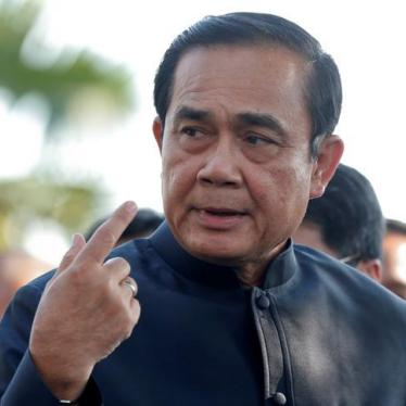 Thailand: Academics Face Discipline for Criticizing Junta