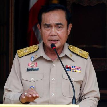 Thailand: Junta Entrenched 3 Years After Coup